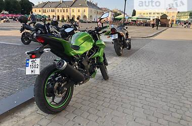 Мотоцикл Без обтекателей (Naked bike) Kawasaki Z 250SL 2016 в Львове