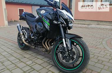 Kawasaki Z 800 2017 в Коломые