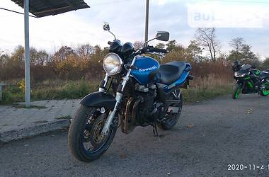Kawasaki ZR 2002 в Шумске