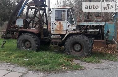 ХТЗ Т-150 1990 в Снигиревке