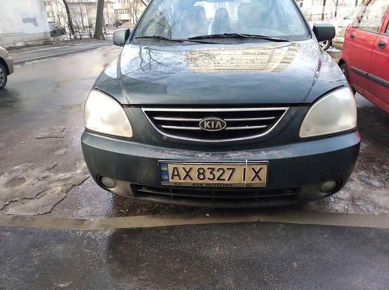 Минивэн Kia Carens 2006 в Харькове