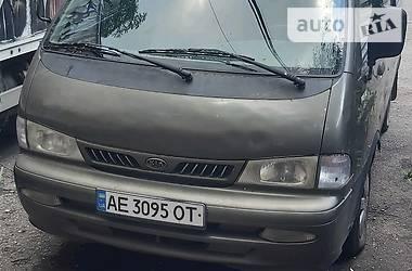 Другой Kia Pregio пасс. 2003 в Днепре