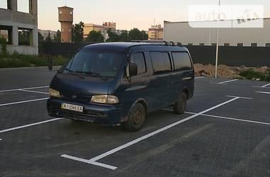 Минивэн Kia Pregio пасс. 2000 в Боярке