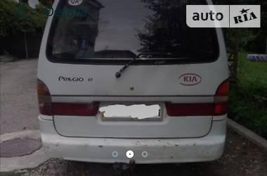 Мінівен Kia Pregio пасс. 1999 в Гусятині
