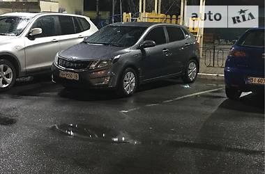 Kia Rio Hatchback 5D 2012