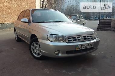 Kia Sephia 2004