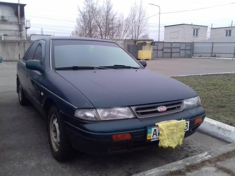 Kia Sephia 1995 в Киеве