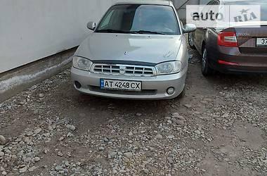 Седан Kia Sephia 2002 в Ивано-Франковске