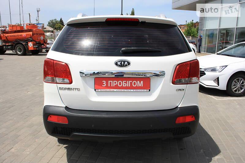 Kia Sorento Официальное Авто 2012