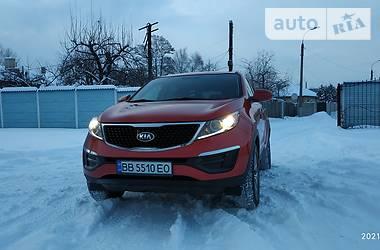 Kia Sportage 2014 в Лисичанске