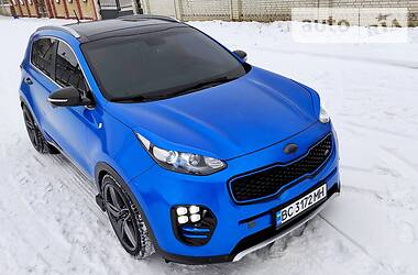 Kia Sportage 2016 в Стрые