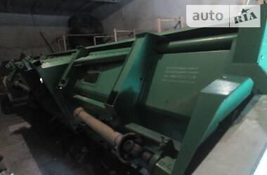 Жатка для уборки кукурузы КМС 8 2014 в Ананьеве