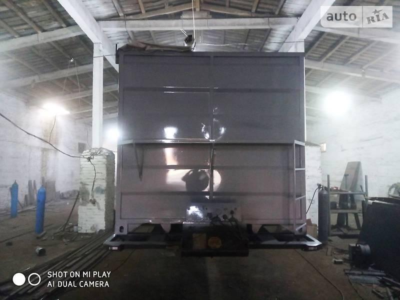 Kogel SAF зерновоз-контейнеров
