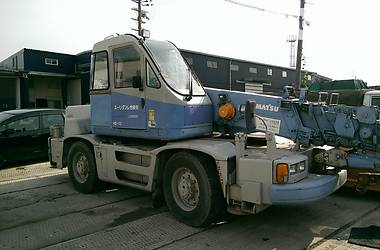 Komatsu PC 10-6 1993 в Одессе