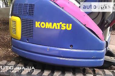 Komatsu PC 50UU2 2001 в Яремчі