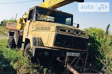 КрАЗ 250 1992 в Александрие