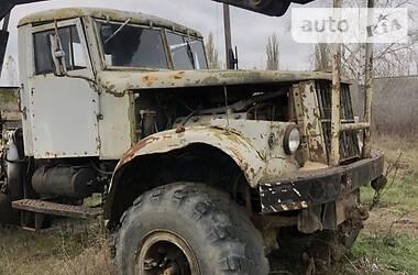 КрАЗ 255 1985 в Полтаве