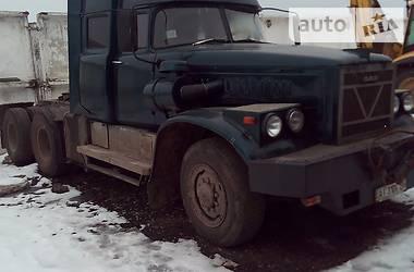 КрАЗ 256 1993 в Киеве