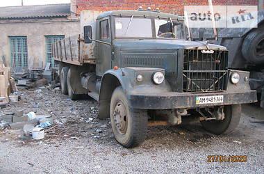 КрАЗ 257 1983 в Коростышеве