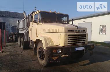 КрАЗ 6444 1993 в Ивано-Франковске