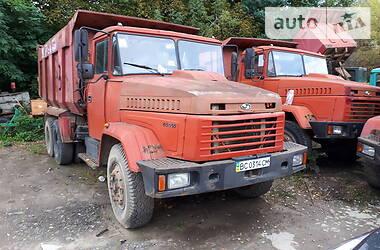 КрАЗ 65055 2007 в Львове