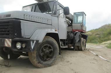 КрАЗ 6510 1994 в Тернополе