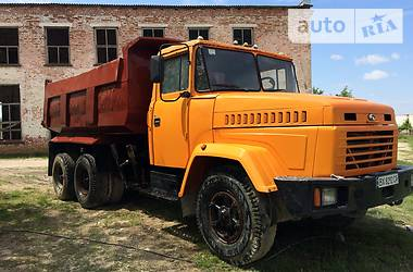 КрАЗ 6510 1991 в Гусятине