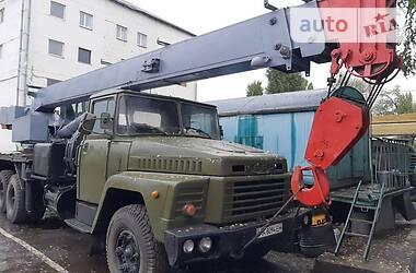 КрАЗ 6510 1995 в Києві