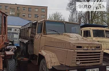 Самосвал КрАЗ 6510 1997 в Кривом Роге