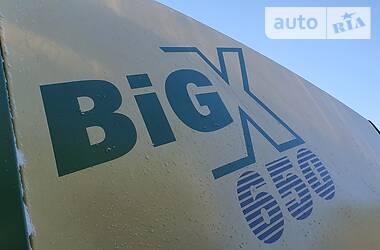 Комбайн кормоуборочный Krone Big X 2007 в Луцке