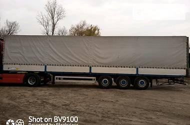 Тентованный борт (штора) - полуприцеп Krone BPW 2003 в Балте