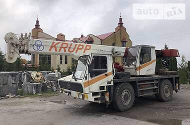 Krupp КМК 1988 в Тернополе