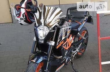 KTM 390 Duke 2016 в Житомире