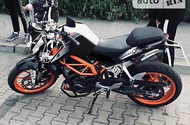 KTM 390 Duke 2015 в Житомире