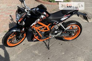 Мотоцикл Без обтікачів (Naked bike) KTM 390 Duke 2016 в Києві
