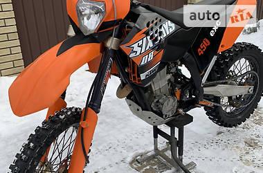 KTM EXC 450 2008 в Черновцах