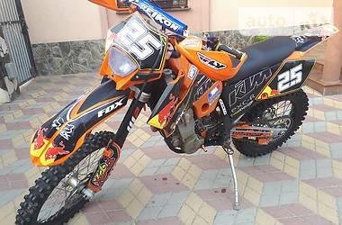 KTM EXC 2008 в Болехове