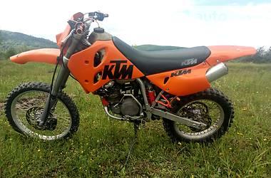 KTM LC 1995 в Бориславе