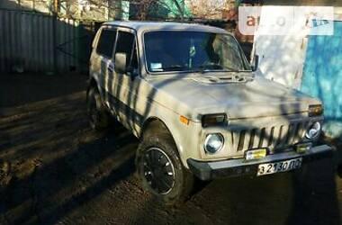 Lada 4x4 1986 в Коломаке