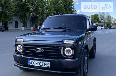 Lada 4x4 2019 в Сахновщине