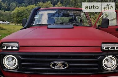 Lada 4x4 1995 в Ивано-Франковске
