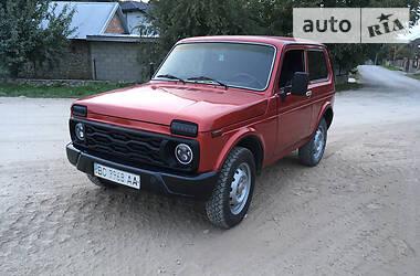 Внедорожник / Кроссовер Lada 4x4 2002 в Збараже
