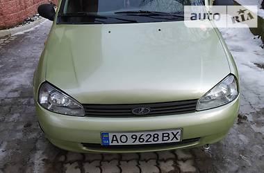 Lada Kalina 2006 в Рахове