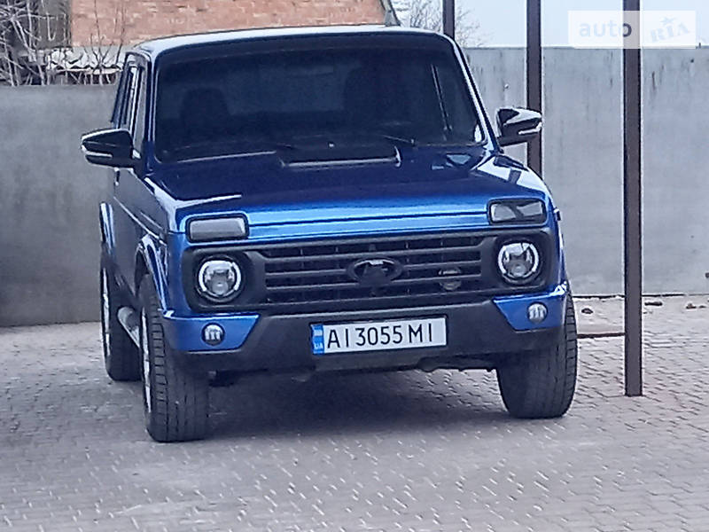 Позашляховик / Кросовер Lada Niva 2014 в Рокитному