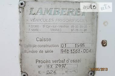 Lamberet ThermoKing SB III 1995 в Запорожье