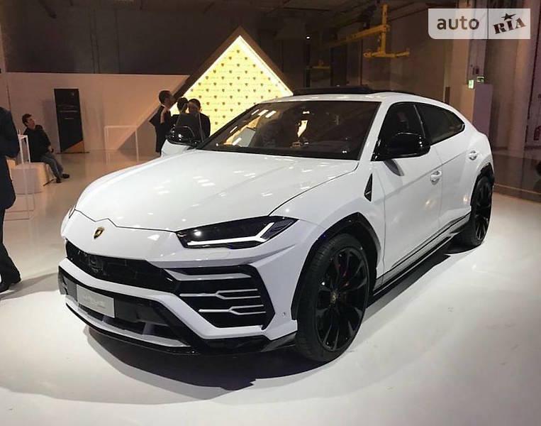 Lamborghini Urus 2019 года в Киеве