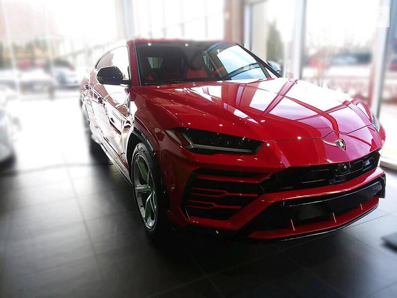Lamborghini Urus 2018 года в Киеве