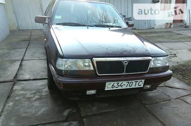 Lancia Thema 1990 в Львове