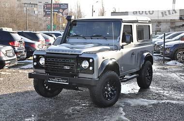 Land Rover Defender 90 2,2D