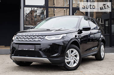 Внедорожник / Кроссовер Land Rover Discovery Sport 2019 в Киеве